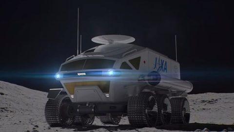 Toyota predstavila svoj nový minibus pre skúmanie Mesiaca