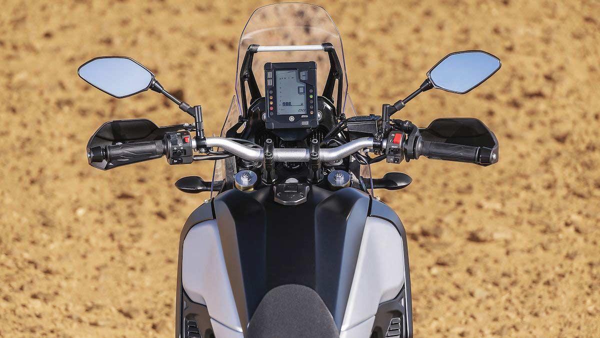 Yamaha XTZ700 Tenéré