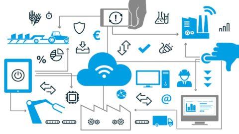 Využitie internetu vecí (IoT) v priemysle