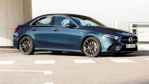 Mercedes-AMG A 35 4MATIC sedan
