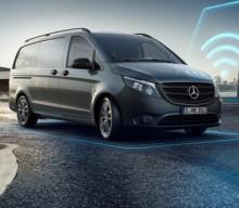 Zoznámte sa s novým Mercedes-Benz Vito