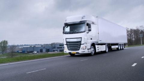 Nokian Tyres na súťaži Scania Driver Competitions