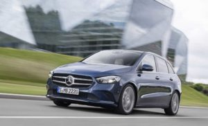 Mercedes-Benz Trieda B