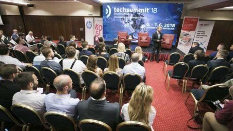 Konferencia Techsummit 2019 v Bratislave