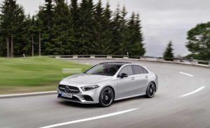 Mercedes-Benz Trieda A sedan