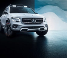 Mercedes-Benz GLB: priestranný a robustný kompakt