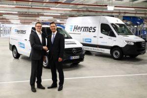 spoločnosť Hermes