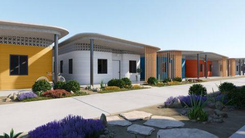 3D tlač pomáha postaviť domy pre bezdomovcov