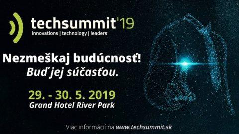 Techsummit 2019 sa venoval kybernetickej bezpečnosti