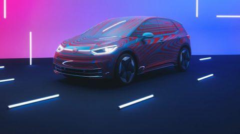 Volkswagen spustil rezervácie na elektromobily ID. – ID.3