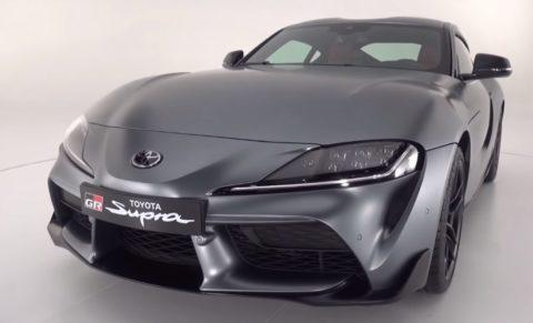 Legenda sa vracia Nová Toyota GR Supra 2019