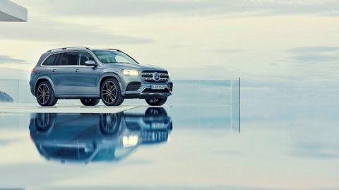 Nová GLS : Trieda S medzi vozidlami SUV