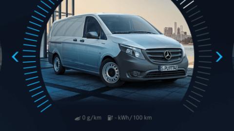 Analýza elektromobility pomocou aplikácie eVan Ready