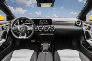 Mercedes AMG CLA 35