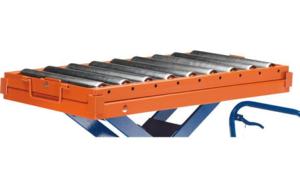 Valčekovú dráhu využijete v prípade potreby sústavného presunu výrobkov v rámci výrobnej haly