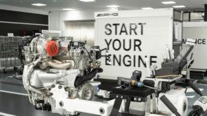 štvorvalcový motor